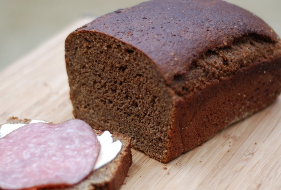 Pumpernickel Bread Recipe Good Food
