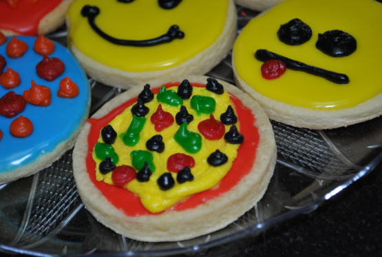 Food Recipe Wilton Cookie Blossom Sugar Cookies