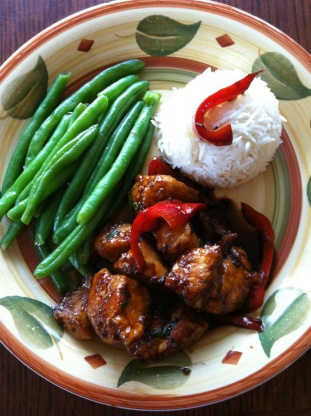 low fat steamed chicken recipe