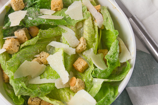 Caesar salad dressing recipe genius kitchen Dressing a kitchen