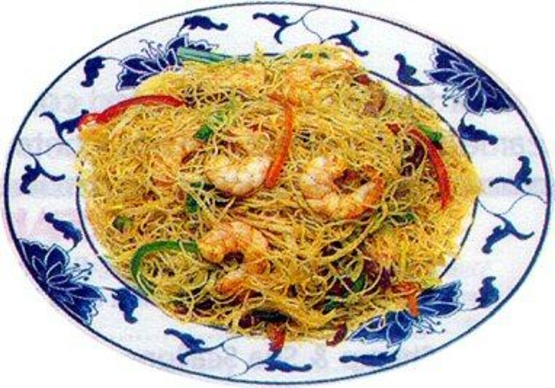 singapore fried rice noodles singapore fried vermicelli singapore rice ...