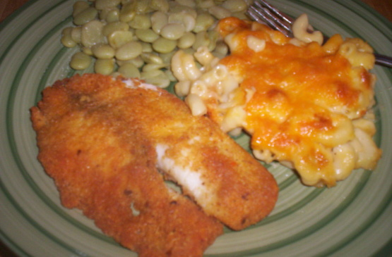 Busy night baked fish fillets recipe genius kitchen for White fish fillet recipe