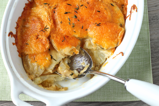 advertisement scalloped potatoes i loved these quick and easy potatoes ...