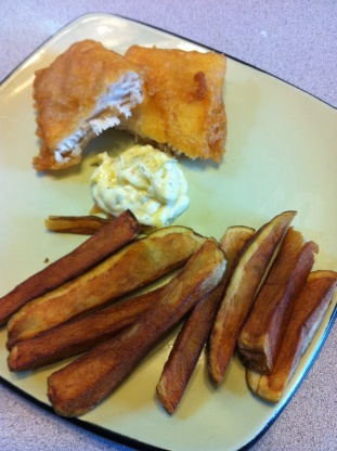 Classic Fish And Chips RecipeFood.com