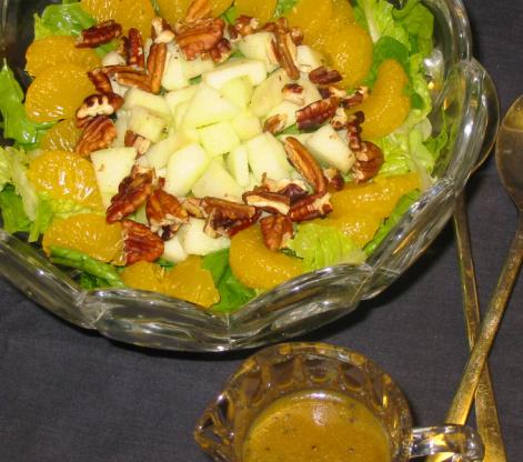 Romaine And Mandarin Orange Salad With Poppy Seed Dressing Recipes ...