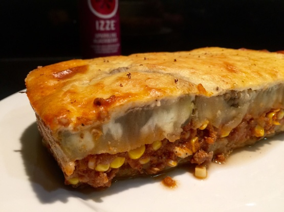 Moussaka recipe easy beef