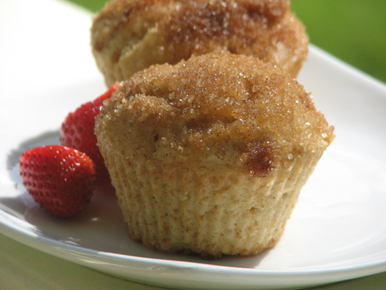 French Breakfast Puffs Muffins Recipe - Breakfast.Genius ...