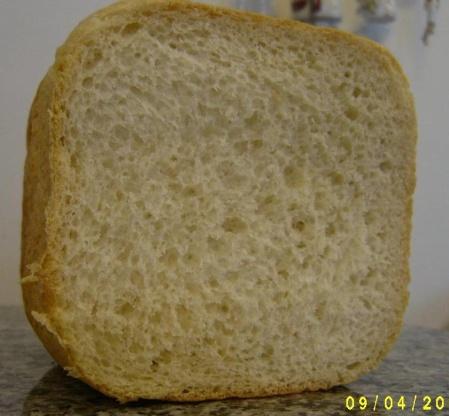 recipe for bread in bread machine