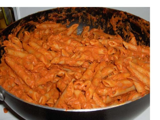 Penne Alla Vodka Recipe - Genius Kitchen