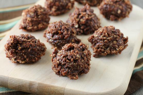 Recipe in baking cookies