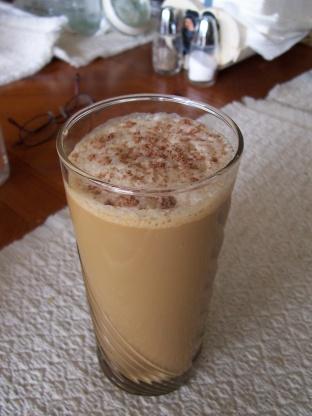 Spiced Coffee Frappe Recipe - Food.com