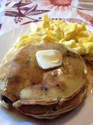 how to make egg free pancakes