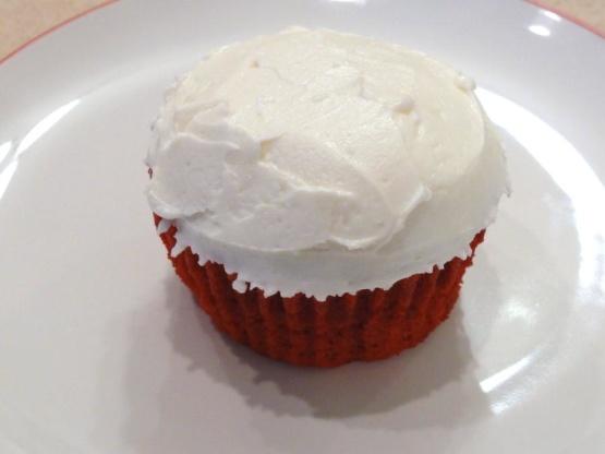Nanas Red Velvet Cake Icing Recipe
