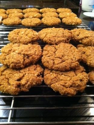 Oatmeal bran cookie recipe