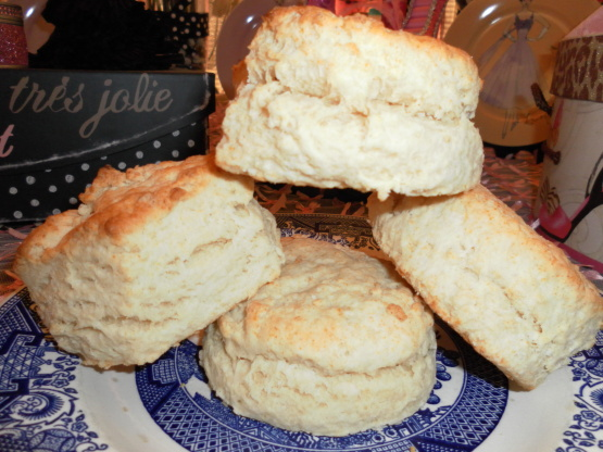 Betty Crockers Baking Powder Biscuits Light, Flaky And Tender) Recipe ...