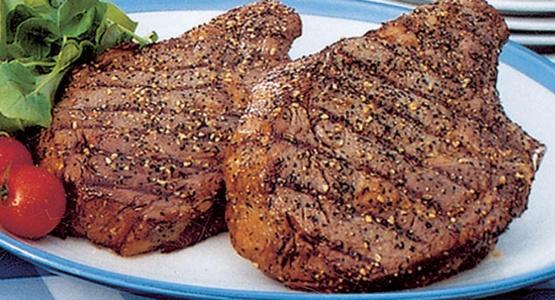 Balsamic Peppercorn Steak Recipe - Food.com