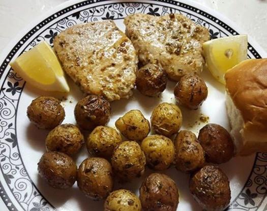Greek Style Pork Chops Recipe - Food.com