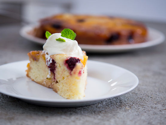 One-Bowl Upside-Down Cake