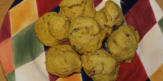 Sugar-free pumpkin cookies recipes