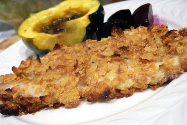 Spicy fried pollock recipe for Pollock fish recipe