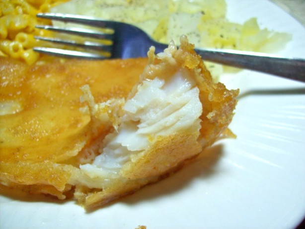 Fish and chicken batter recipe for Fishers chicken and fish