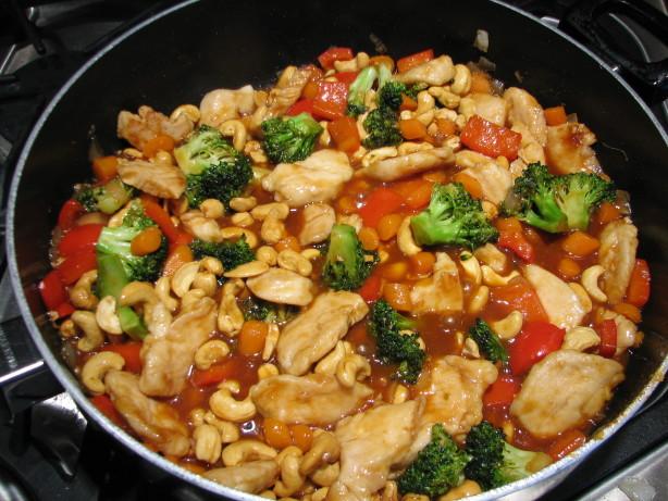 Cashew Chicken Recipe - Chinese.Food.com