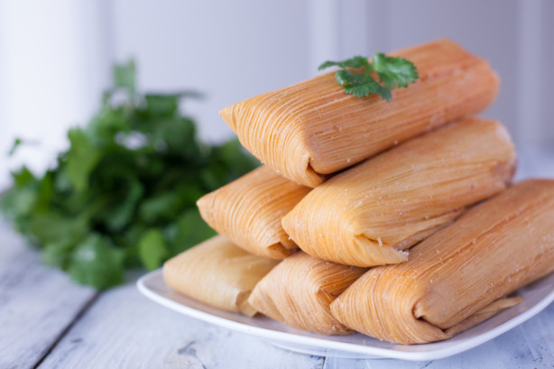 Traditional Tamales Pork) Recipe - Food.com