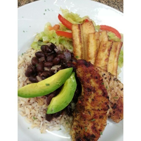 Belizean Traditional Beans And Rice Recipe Food Com