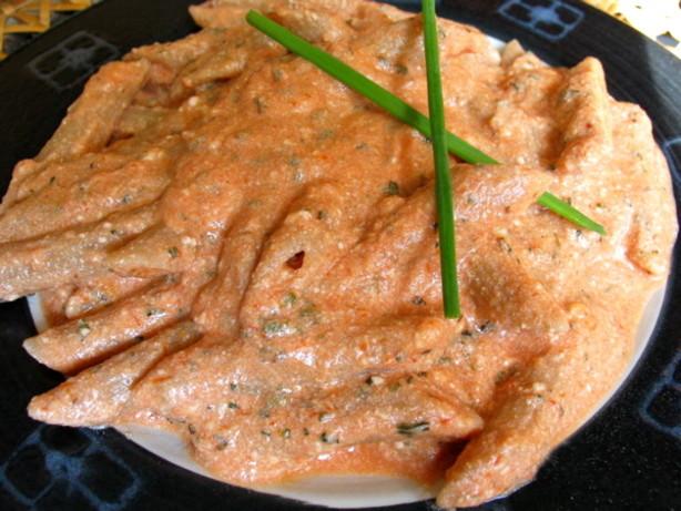Pasta With Creamy Goat Cheese Tomato Sauce Recipe - Food.com