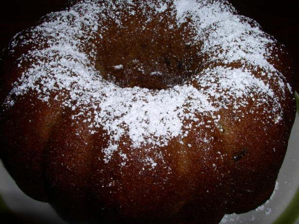 Recipe For Applesauce Raisin Cake