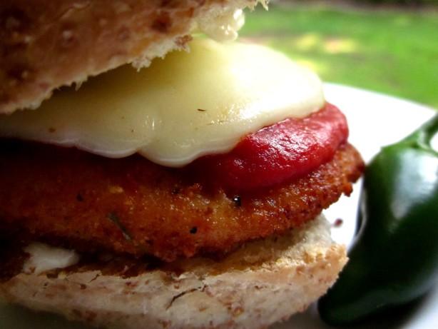 Chicken Parmesan Hoagie Sandwich Recipe - Food.com