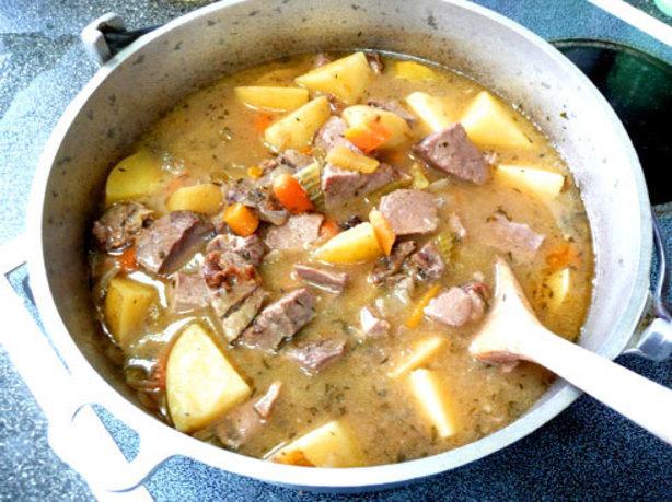 Traditional irish stew the bailey recipe for Authentic irish cuisine