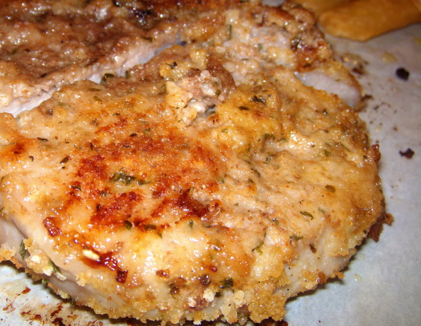 Breaded Pork Chops - From The Oven Recipe - Food.com