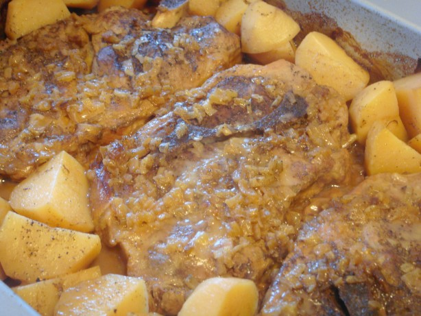 Recipes country style pork chops