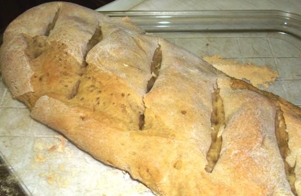 Cuban whole grain bread recipe