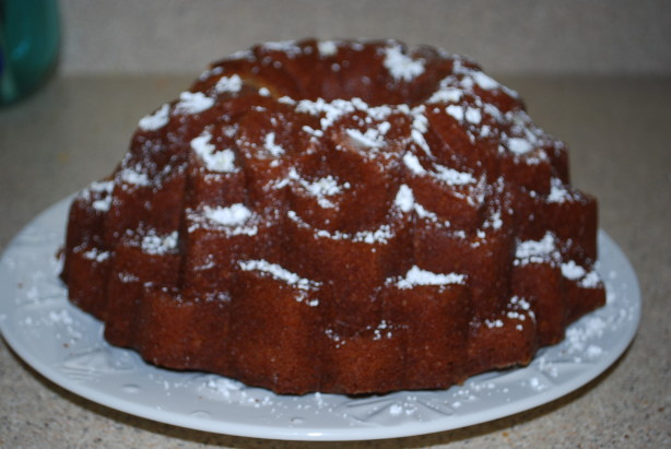 Jamaican Rum Cake Recipe Food Com