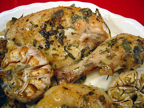 Easy chicken herb recipes