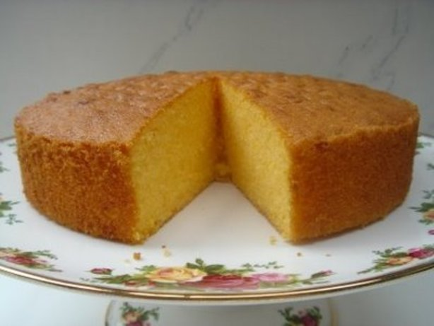 Easy-Mix Butter Cake Recipe - Food.com