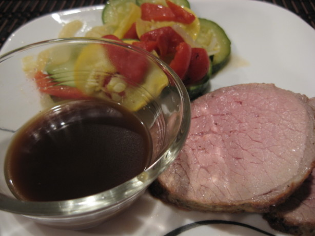 French Dip au Jus Recipe | Taste of Home