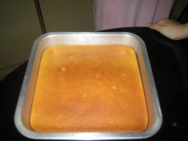 Orange Sponge Cake Recipe Food Com