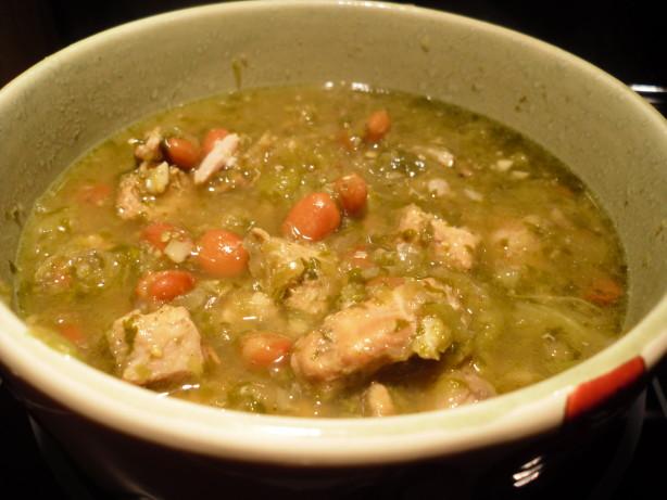 Tomatillo Pork Chili Verde Stew Crock Pot Or Slow Cooker) Recipe ...