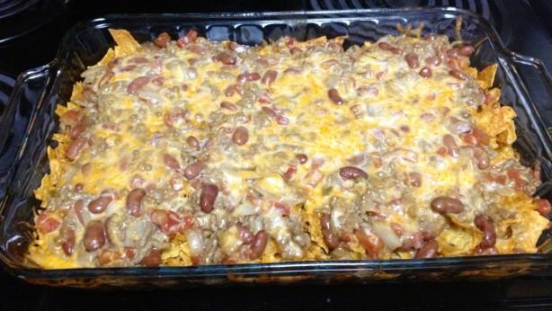 Mexican Dorito Casserole Recipe Food Com
