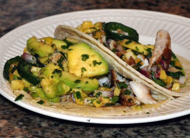 Cumin seasoned fish tacos recipe for Fish seasoning recipe