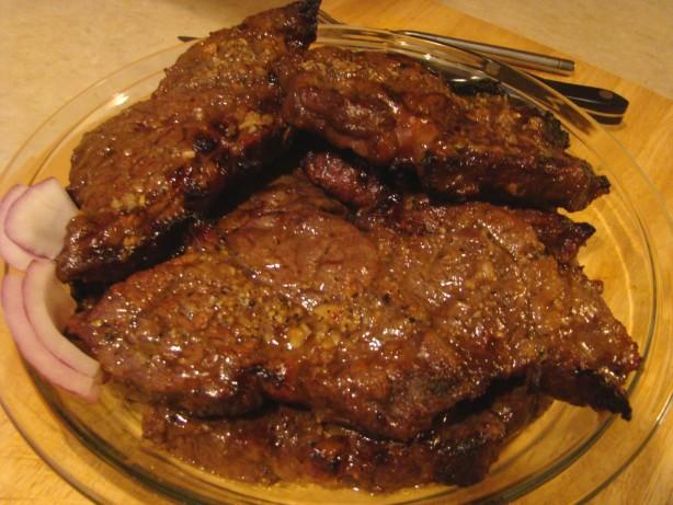 Easy recipe for chuck tender steak