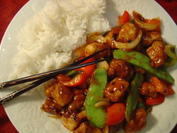 Quick Pork And Peanut Stir-Fry Recipe — Dishmaps