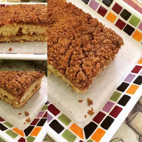 Gluten Free Coffee Cake Pamela Recipe