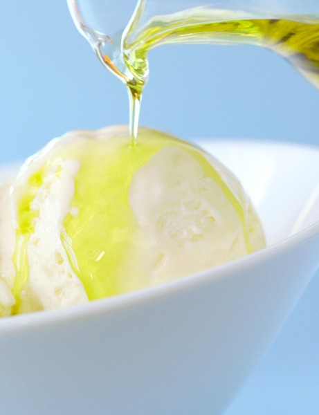 Gelato Con Olio E Sale Ice Cream With Olive Oil And Sea Salt) Recipe ...