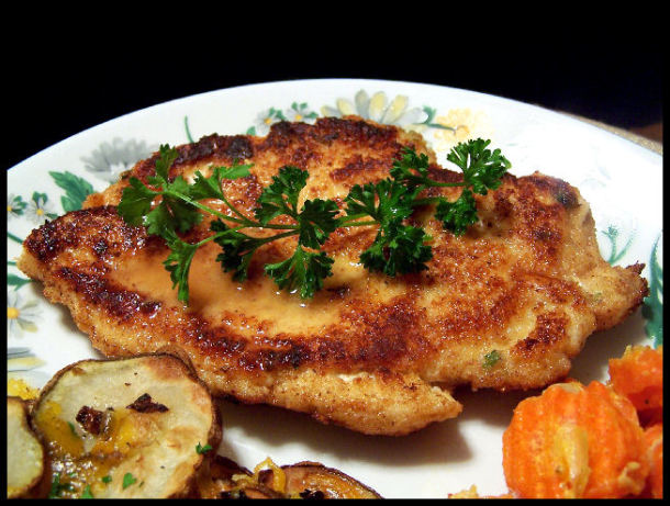 Chicken Schnitzel Recipe - Food.com