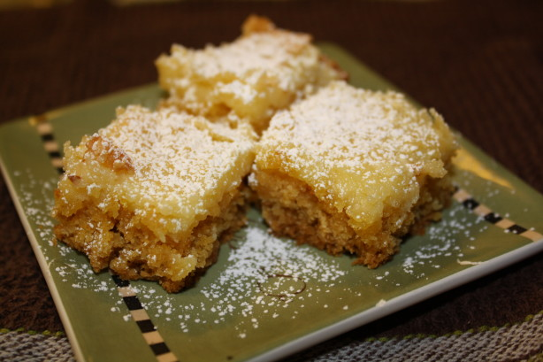 Chess Squares Recipe With Yellow Cake Mix