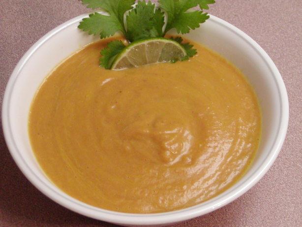 Thai Pumpkin Soup Recipe - Thai.Food.com